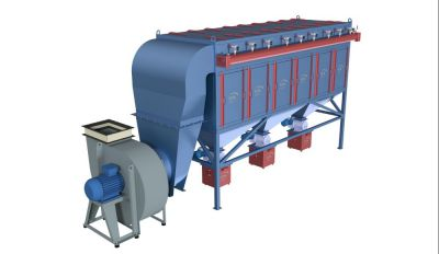 Новая модель вентиляционно-фильтровальной установки SPK - ВФУ.250.05