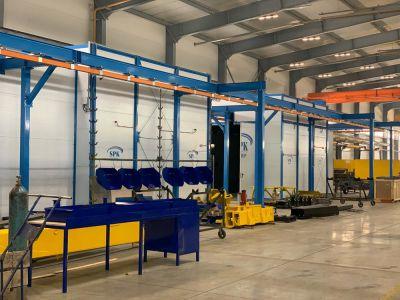 Для того, чтобы технологический цикл покраски изделий машиностроения был полноценным, SPK предлагает комплексные решения по подготовке и покраске поверхности.