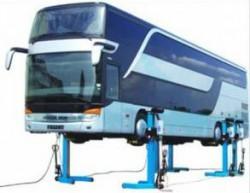 Подкатные колонны для грузовиков Slift (Германия)