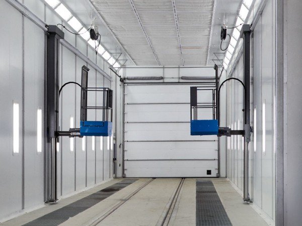 Производство лифтовых площадок