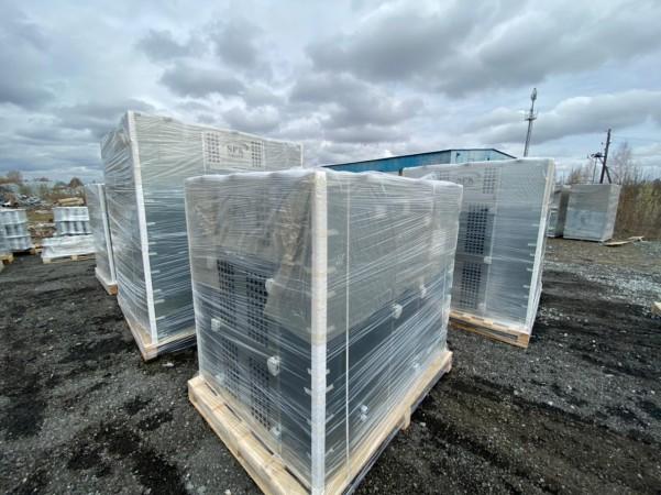 Производство вентиляционных агрегатов от 23.04.21