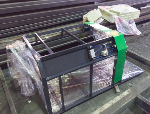 Производство окрасочных лифтов SPK от 29.07.21