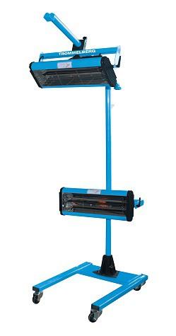 Сушка инфракрасная мобильная с двумя кассетами (вертикальная) TROMMELBERG IR2L ECONOMY