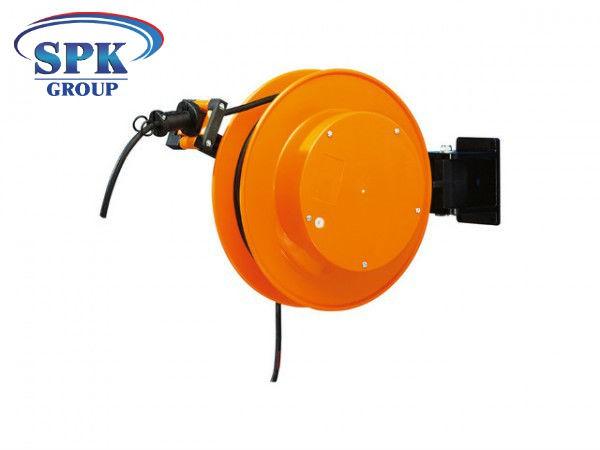 Кабельный инерционный барабан FT 038.0320, H07RN-F 3x1,5, 20м кабель.