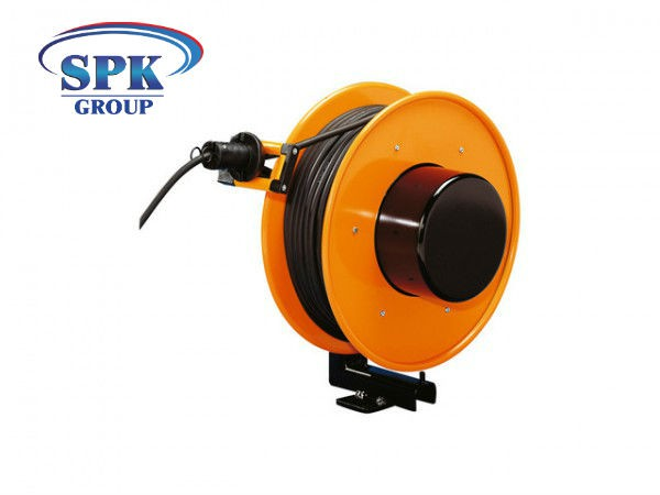 Кабельный инерционный барабан FT 046.0325.25, H07RN-F 3x2,5, 25 м кабель.