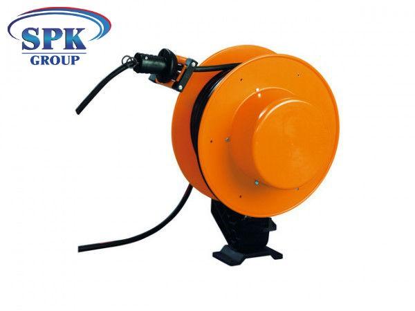 Кабельный инерционный барабан FT 038.0525.25, 15м кабель, 5x2.5.