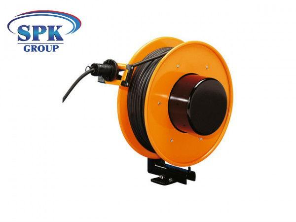 Инерционный кабельный барабан FT 046.0520.40, 5x4,0, 20м кабель.
