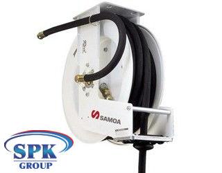 Инерционный шланговый барабан 20 м воздух/вода/масло/топливо SAMOA 505200