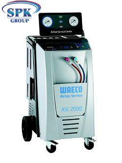 Установка обслуживания автомобильных кондиционеров автоматическая ASC1000