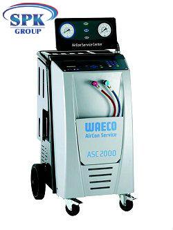 Установка обслуживания автомобильных кондиционеров автоматическая ASC2000