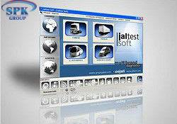 Сканер JALTEST для грузовых автомобилей, прицепов и автобусов