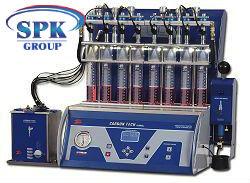 CARBON TECH Стенд для обслуживания 8-и бензиновых инжекторов, A-8000s, CARBON ZAPP, CT80s