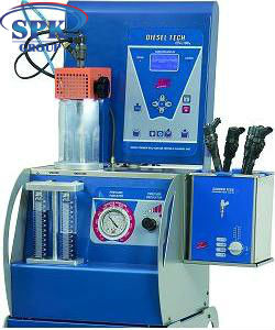DIESEL TECH Стенд тестирования дизельных топливных систем СTU-1100e CARBON ZAPP DT1100