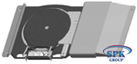 HOFMANN 4029544 Комплект заездых площадок для механических поворотных кругов