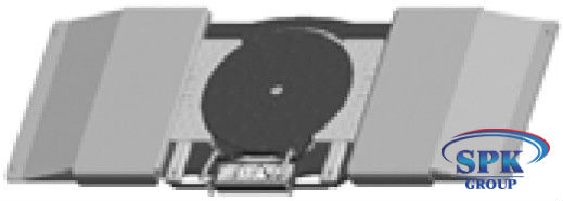 HOFMANN 4029543 Комплект заездых и съездных площадок для механических поворотных кругов
