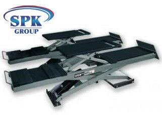 Ножничный электрогидравлический подъемник для сход-развала F6108D KraftWell (КНР)