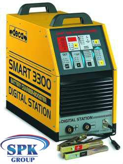 Станция пускозарядная цифровая Smart 3300