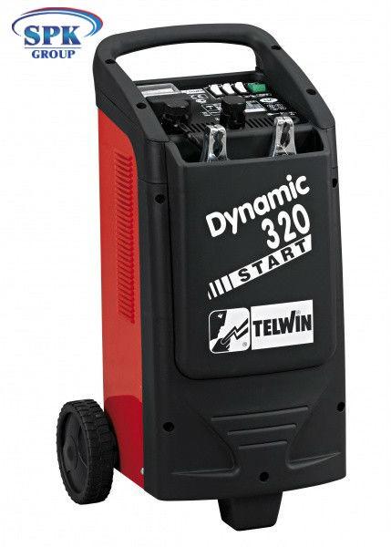 TELWIN 17446 Пуско-зарядное устройство DYNAMIC 420 START 220В Max Start