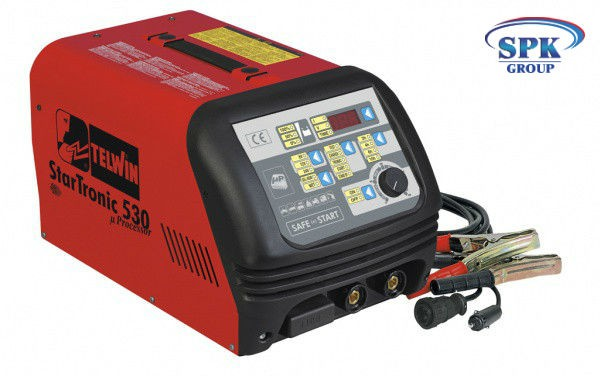 TELWIN 00031 STARTRONIC 530 220В пуско-зарядное устройство  Max Start