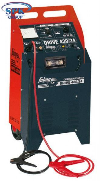 Fubag 26354 пуско-зарядное устройство Drive 430/24 220В