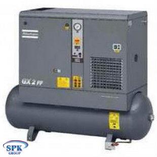 Винтовой компрессор GX4-10P Atlas Copco (Бельгия)