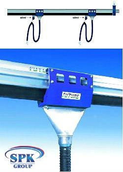 Комплект самонесущей рельсовой системы К 170-10-2х100