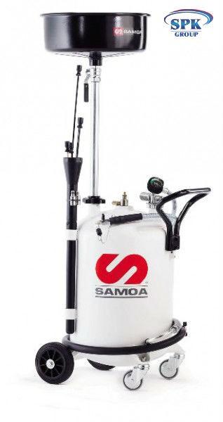 Маслосборник комбинированный для слива откачки SAMOA 373500