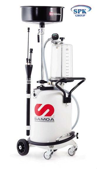 Маслосборник комбинированный для слива откачки 100 л с предкамерой SAMOA 372000