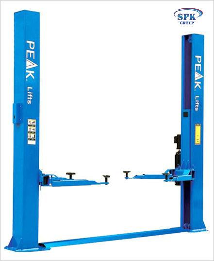 PEAK 208, 3,5 т 2-х стоечный электрогидравлический подъемник