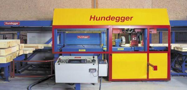 HUNDEGGER K2 Линия по производству домов