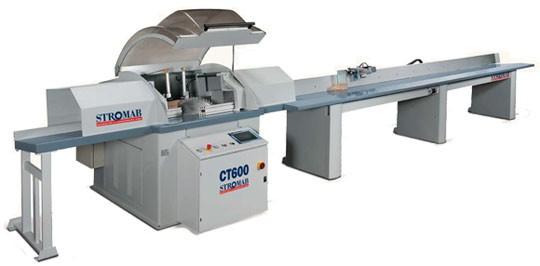 Раскроечные центр для балок STROMAB CT600/7000