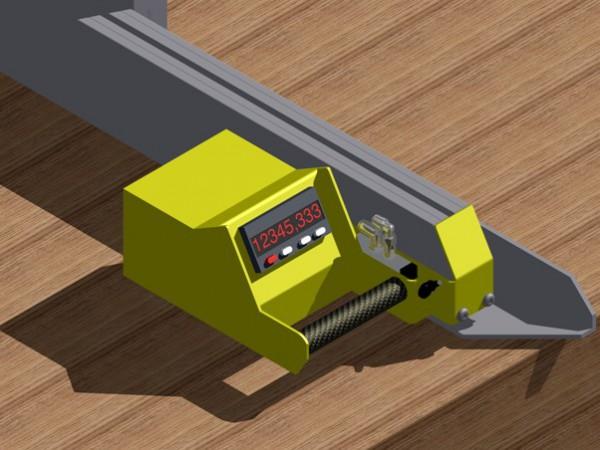 Разметочный стол к чашкозарезному станку STROMAB BLOX
