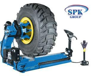Hofmann Monty 4400 Стенд шиномонтажный для грузовых колес