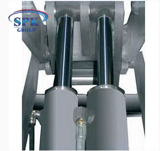 Напольный ножничный подъемник StratosSR/E(OMA532LP35) Werther-OMA (Италия)