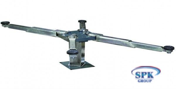 Плунжерный подъемник ES 93 X