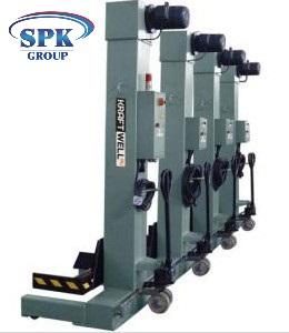 Электромеханические подкатные колонны KraftWell (КНР) F20-4B-7.5