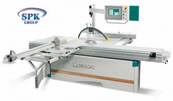Форматно-раскроечный станок UNICA 500 PROGRAM Griggio
