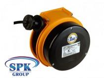 Кабельный инерционный барабан  EFT 160 A.4KK310 H05VV-F 3x1,0 кабель 4м