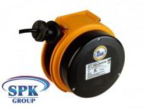 Кабельный барабан инерционный кабель 5м, EFT 160.5KK3075, H03VV-F 3x0,75