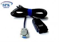 Кабель-адаптер для автомобилей с диагностической колодкой OBD II (для ДСТ-12-Кф) НПП «НТС» АМ4-Д42-OBD II