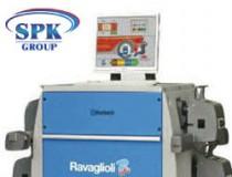 Стенд «ССD-сход-развал» модель Ravaglioli RAV TD1780/ BTH