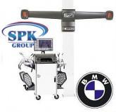 3D Стенд «развал-схождения» KDS II для BMW HUNTER WA130VB/20LE18-401LZ4B