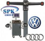 3D Стенд «развал-схождения» VAS6292 для Volkswagen HUNTER