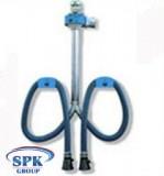 Устройство для удаления выхлопных газов (Filcar) ARGON DUE 100-5