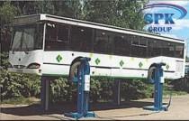 Подкатные колонны Россия П-238М2-4