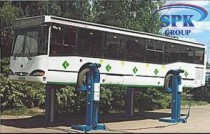 Универсальные подкатные колонны Россия П-238М2-6