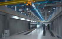 Зона открытой окраски для крупногабаритных металлоконструкций SPK-Z 54.6