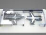 Окрасочная камера для самолетов Boeing SPK-108.48.17